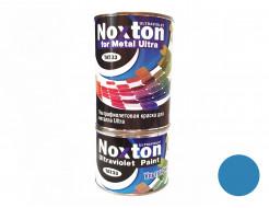 Флуоресцентная краска для металла NoxTon for Metal Ultra синяя