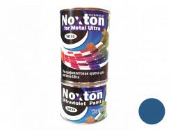 Флуоресцентная краска для металла NoxTon for Metal Ultra темно-синяя