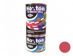 Флуоресцентная краска для металла NoxTon for Metal Ultra темно-розовая