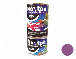 Флуоресцентная краска для металла NoxTon for Metal Ultra фиолетовая