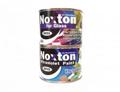 Флуоресцентная краска для стекла NoxTon for Glass белая