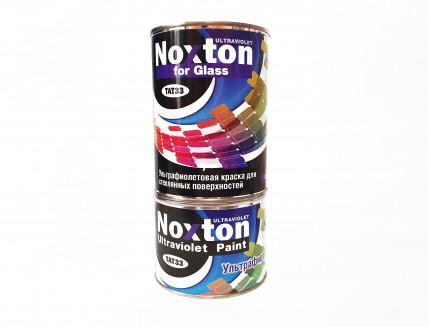 Флуоресцентная краска для стекла NoxTon for Glass белая - изображение 2 - интернет-магазин tricolor.com.ua