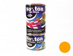 Флуоресцентная краска для стекла NoxTon for Glass темно-желтая