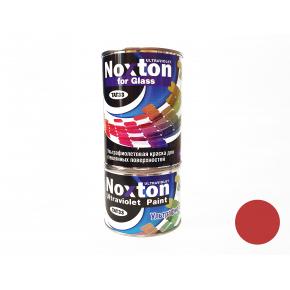 Флуоресцентная краска для стекла NoxTon for Glass темно-красная