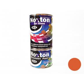 Флуоресцентная краска для стекла NoxTon for Glass темно-оранжевая