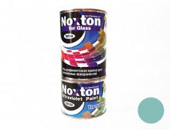 Флуоресцентная краска для стекла NoxTon for Glass голубая