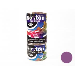 Флуоресцентная краска для стекла NoxTon for Glass фиолетовая