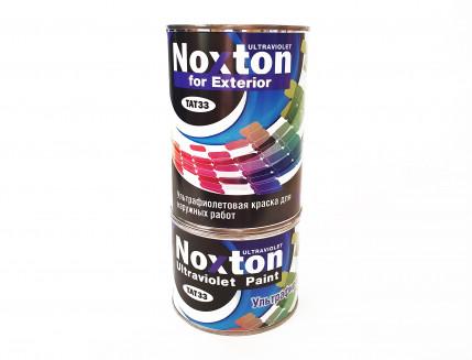 Флуоресцентная краска для наружных работ NoxTon for Exterior белая - изображение 2 - интернет-магазин tricolor.com.ua