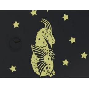 Краска люминесцентная AcmeLight Oracal для шелкотрафаретной печати на твердой поверхности желтая - интернет-магазин tricolor.com.ua