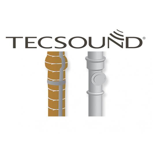 Набор для звукоизоляции водосточных труб Tecsound Insulation Pipe - изображение 3 - интернет-магазин tricolor.com.ua