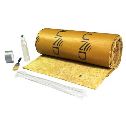 Набор для звукоизоляции водосточных труб Tecsound Insulation Pipe - интернет-магазин tricolor.com.ua