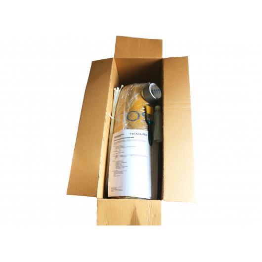 Набор для звукоизоляции водосточных труб Tecsound Insulation Pipe - изображение 5 - интернет-магазин tricolor.com.ua