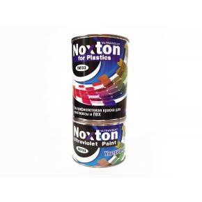 Флуоресцентная краска для пластмассы и ПВХ NoxTon for Plastics белая - изображение 2 - интернет-магазин tricolor.com.ua