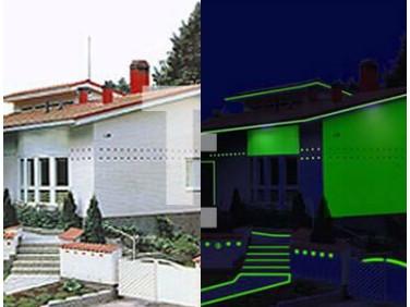 Краска люминесцентная AcmeLight для фасада классик