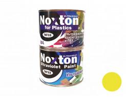 Флуоресцентная краска для пластмассы и ПВХ NoxTon for Plastics желтая