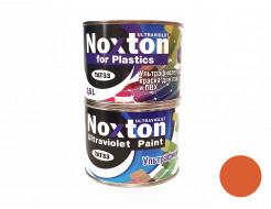 Флуоресцентная краска для пластмассы и ПВХ NoxTon for Plastics темно-оранжевая