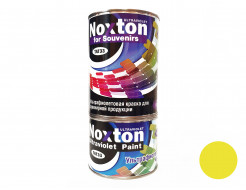 Флуоресцентная краска для сувенирной продукции NoxTon for Souvenirs желтая