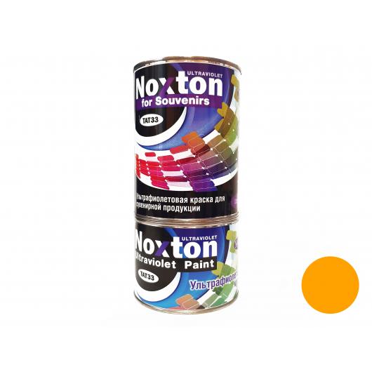 Флуоресцентная краска для сувенирной продукции NoxTon for Souvenirs темно-желтая