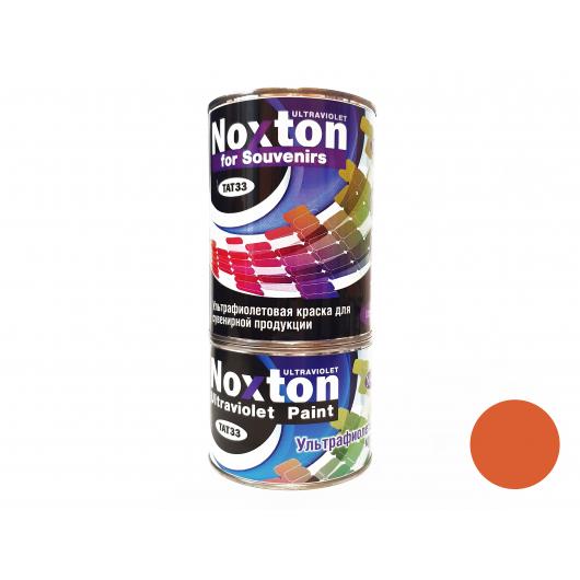 Флуоресцентная краска для сувенирной продукции NoxTon for Souvenirs темно-оранжевая