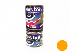 Флуоресцентная краска для цветов NoxTon for Flowers темно-желтая