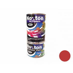 Флуоресцентная краска для цветов NoxTon for Flowers темно-красная