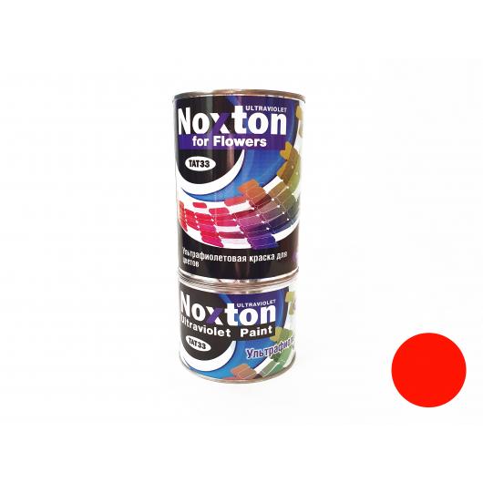 Флуоресцентная краска для цветов NoxTon for Flowers оранжевая