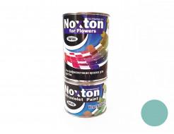 Флуоресцентная краска для цветов NoxTon for Flowers голубая