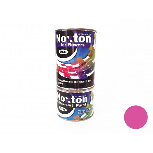 Флуоресцентная краска для цветов NoxTon for Flowers розовая