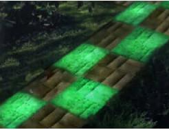 Краска люминесцентная AcmeLight для бетона зеленая - изображение 2 - интернет-магазин tricolor.com.ua