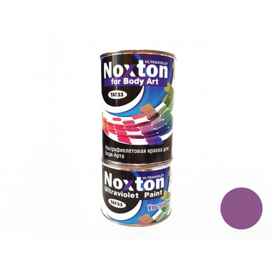 Флуоресцентная краска для боди-арта NoxTon for Body Art фиолетовая