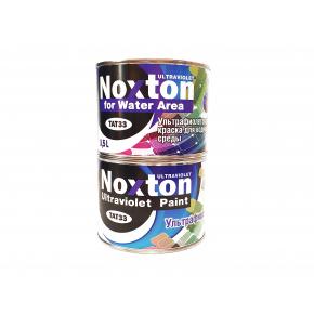 Флуоресцентная краска для водной среды NoxTon for Water Area белая