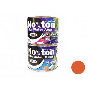 Флуоресцентная краска для водной среды NoxTon for Water Area темно-оранжевая