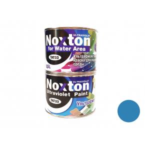 Флуоресцентная краска для водной среды NoxTon for Water Area синяя