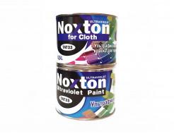 Флуоресцентная краска для ткани NoxTon for Cloth белая