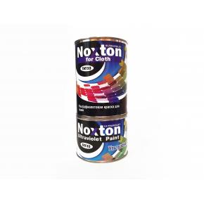 Флуоресцентная краска для ткани NoxTon for Cloth белая - изображение 2 - интернет-магазин tricolor.com.ua