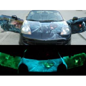 Краска люминесцентная AcmeLight Metal 2К для металла классик - интернет-магазин tricolor.com.ua