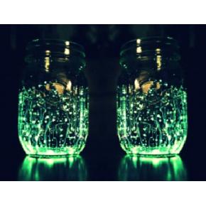 Краска люминесцентная AcmeLight Glass Classic 2К для стекла классик