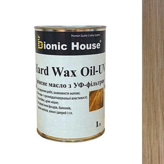 Масло для дерева Bionic House Hard Wax Oil - UV с твердым воском и УФ-защитой Дуб - интернет-магазин tricolor.com.ua