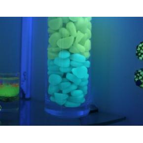 Люминесцентные пластиковые камни AcmeLight PVC Stones голубые - изображение 2 - интернет-магазин tricolor.com.ua