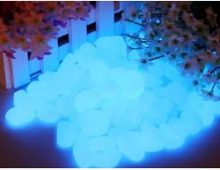 Светящиеся пластиковые камни AcmeLight PVC голубое - изображение 3 - интернет-магазин tricolor.com.ua