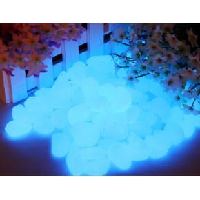 Люминесцентные пластиковые камни AcmeLight PVC Stones голубые - изображение 3 - интернет-магазин tricolor.com.ua