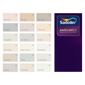 Тестер краски Sadolin Ambiance Frosted Sky - изображение 2 - интернет-магазин tricolor.com.ua