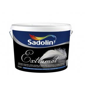Краска для стен Sadolin Inova Extramat белая глубокоматовая