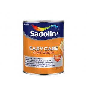 Краска для стен Sadolin EasyCare грязеотталкивающая белая матовая - изображение 2 - интернет-магазин tricolor.com.ua