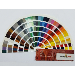 Каталог цветов RAL Hesse Lignal (207 цветов) - изображение 3 - интернет-магазин tricolor.com.ua