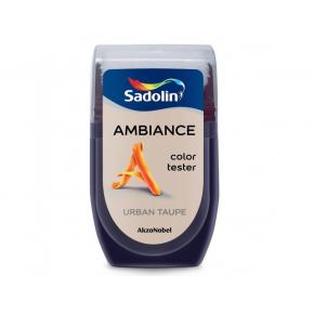 Тестер краски Sadolin Ambiance Urban Taupe - интернет-магазин tricolor.com.ua