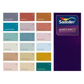 Тестер краски Sadolin Ambiance Sandy Beach - изображение 3 - интернет-магазин tricolor.com.ua