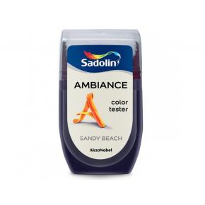 Тестер краски Sadolin Ambiance Sandy Beach - интернет-магазин tricolor.com.ua
