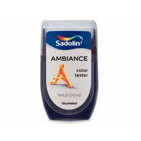 Тестер краски Sadolin Ambiance Wild Dove - интернет-магазин tricolor.com.ua