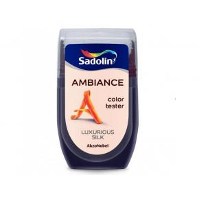Тестер краски Sadolin Ambiance Luxurious Silk - интернет-магазин tricolor.com.ua